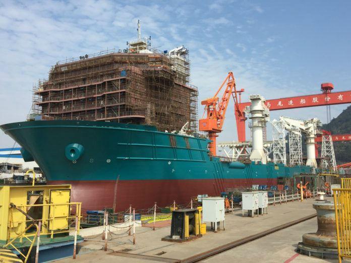 استفاده از روباتها در صنایع کشتی رانی چین