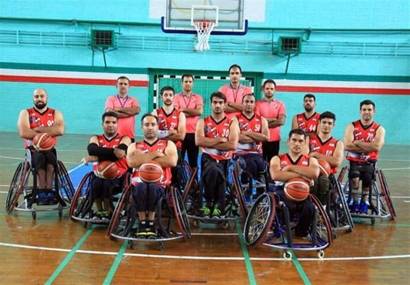 بسکتبال با ویلچر قهرمانی جهان، صعود ایران به نیمه نهایی با پیروزی مقابل ترکیه
