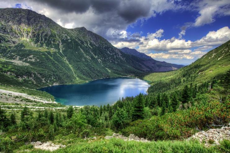 10 جاذبه کوهستانی در اروپا