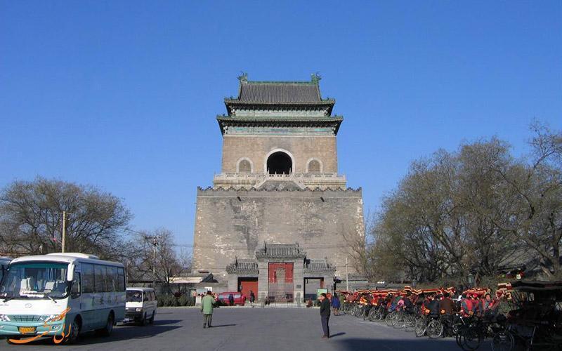 معرفی برج های طبل و ناقوس در پکن