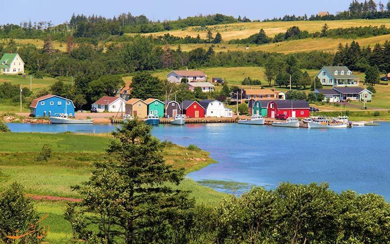 آشنایی با زندگی روستایی در تور کانادا