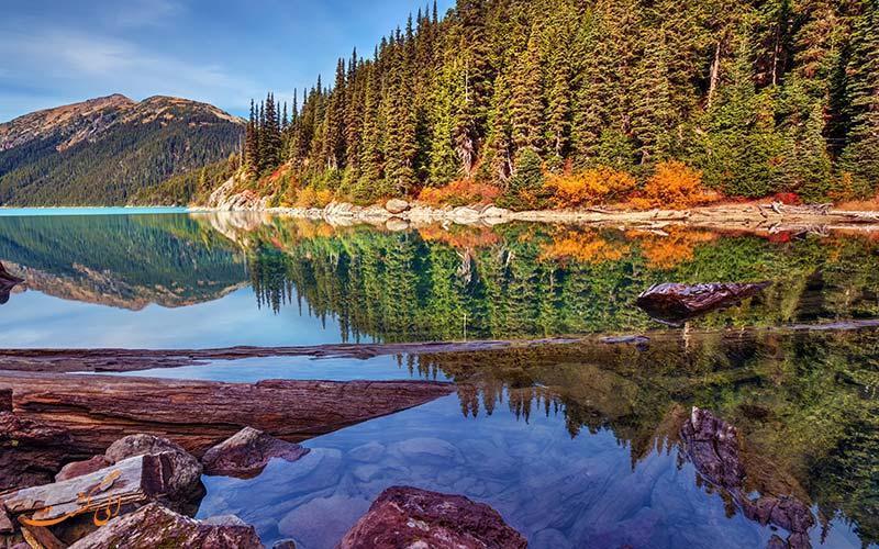 معرفی بهترین مسیرهای طبیعت گردی در ونکوور کانادا