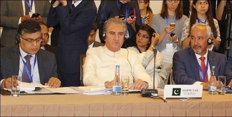 امنیت منطقه محور سخنان وزیر خارجه پاکستان در نشست شانگهای چین