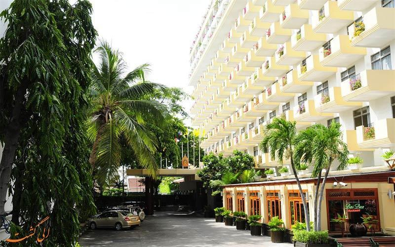 معرفی هتل 3 ستاره گلدن بیچ در پاتایا