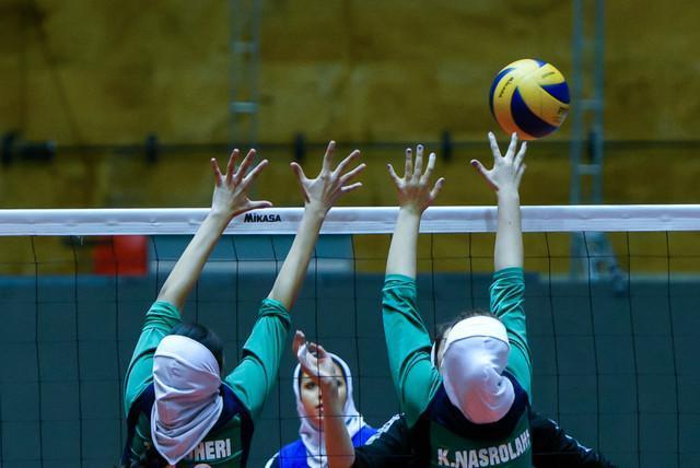 کره شمالی و جنوبی، ویتنام و تایلند حریفان دختران والیبالیست ایران