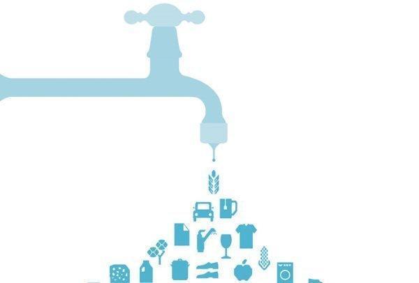 هر ایرانی چه میزان آب پنهان مصرف می نماید؟
