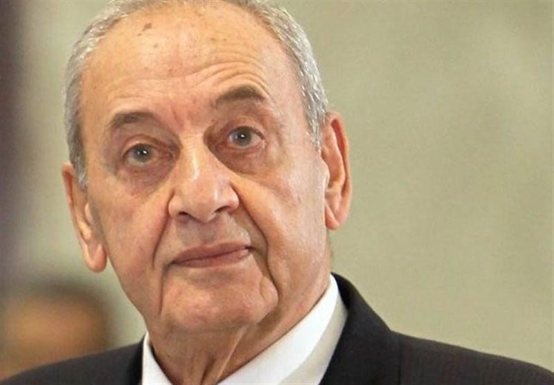 لبنان، واکنش نبیه بری به اعتراضات ، حمایت روسیه از نخست وزیری حریری
