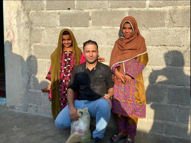 ادامه حمایت قهرمانان کشتی دنیا و المپیک از محرومان سیستان و بلوچستان