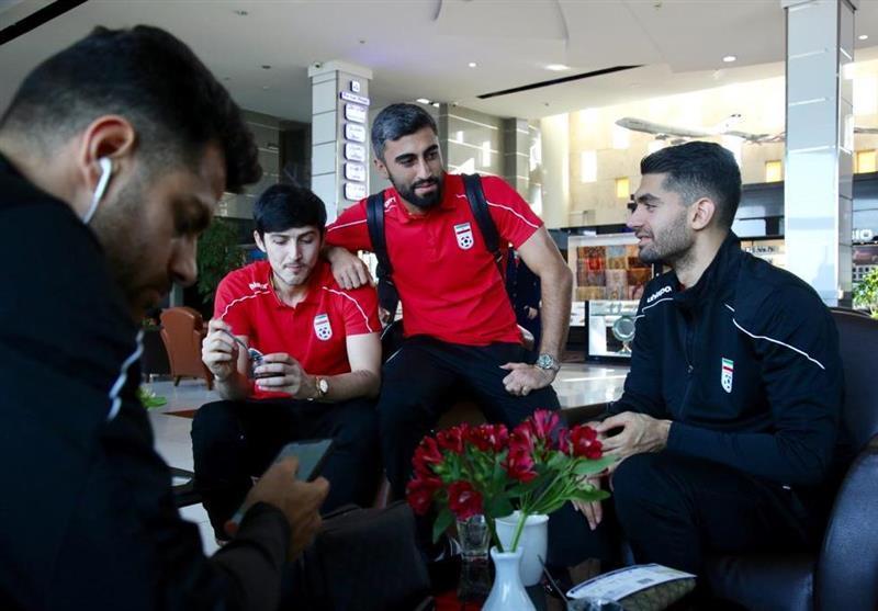تیم ملی فوتبال راهی اردن شد