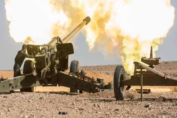 تسلط ارتش سوریه بر شهرک المشیرفه در حومه جنوبی ادلب