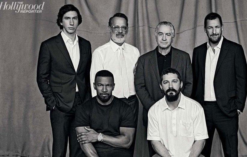 گپ و گفت خواندنی بازیگران مرد مطرح 2019 در هالیوود ریپورتر