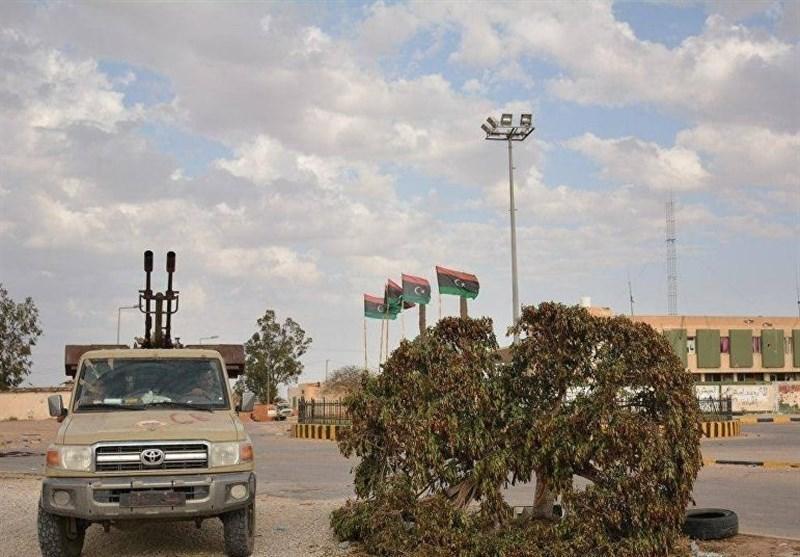 لیبی، فرود 4 هواپیمای حامل تروریست های انتقالی از سوریه در فرودگاه معیتیقه