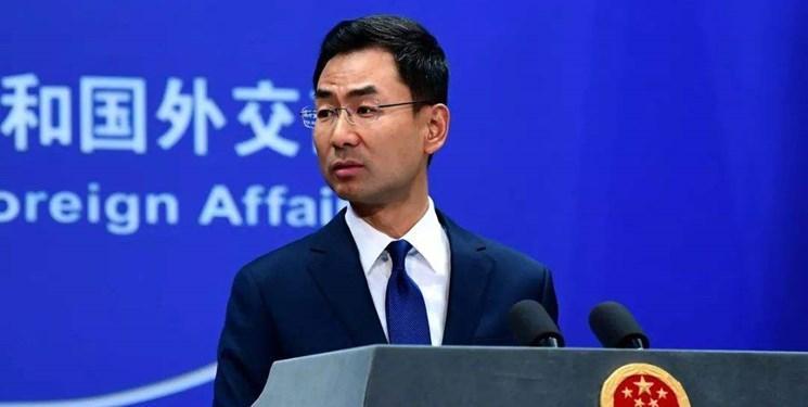 کرونا، چین خواهان لغو فوری تحریم های ایران شد