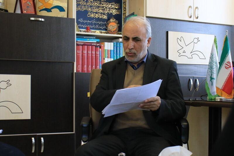 خبرنگاران بهره مندی یک هزار و 571 عضو کانون پرورش فکری آذربایجان غربی از کارگاه مجازی