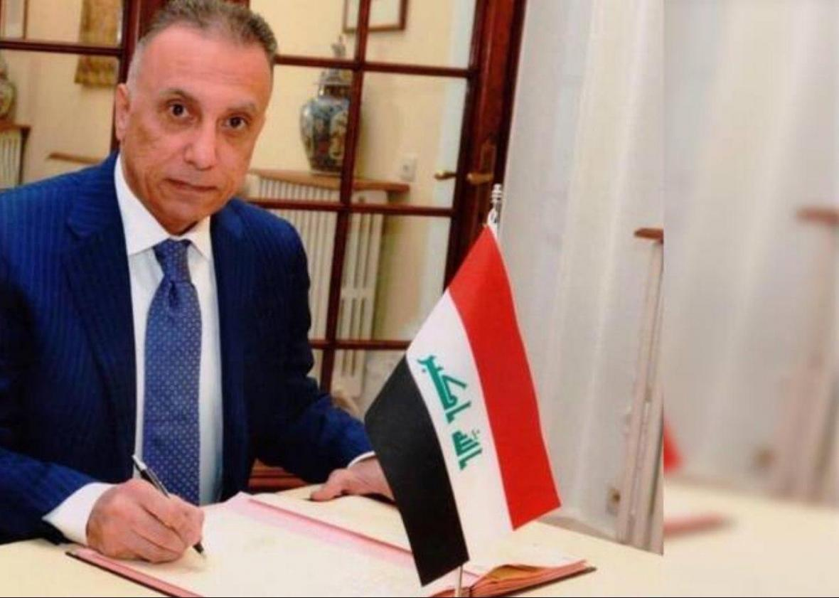 المیادین: معرفی مصطفی الکاظمی به عنوان نخست وزیر مکلف عراق نهایی شد