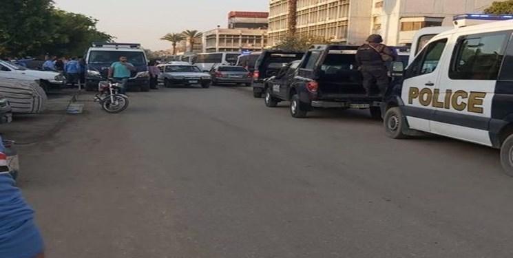 درگیری مسلحانه در پایتخت مصر