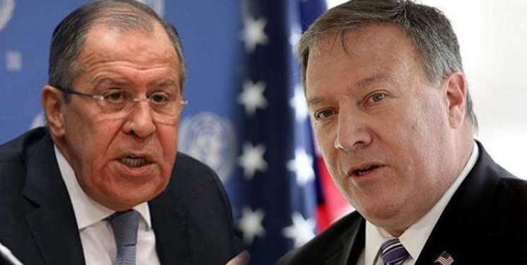 گفت وگوی پامپئو و لاوروف درباره معاهده کنترل تسلیحاتی جدید
