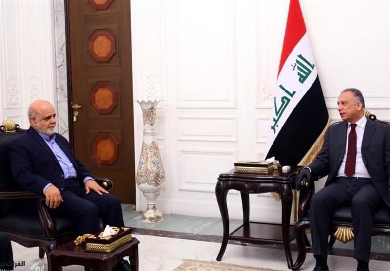 الکاظمی: عراق علاقه مند به داشتن بهترین روابط با ایران است