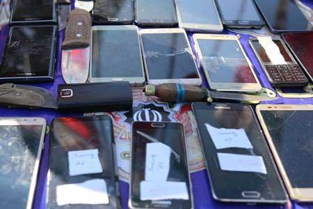 مراقب سرقت گوشی تلفن همراه به بهانه برقراری تماس ضروری باشید