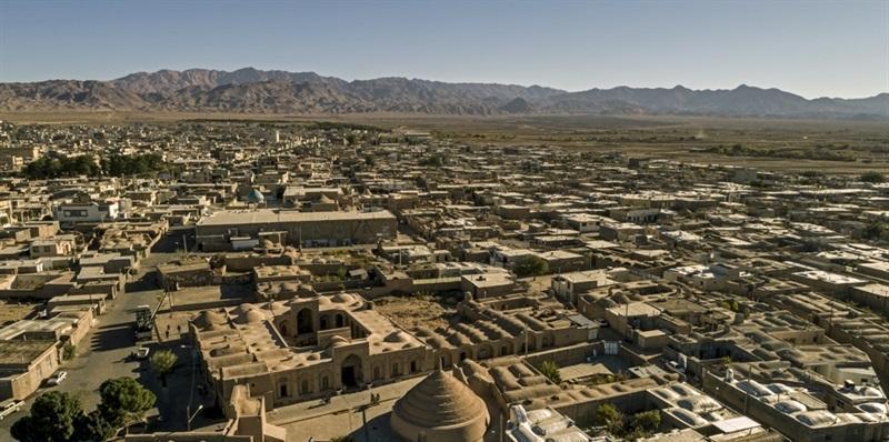 محدوده تاریخی شهر سرایان، مملو از تاریخ