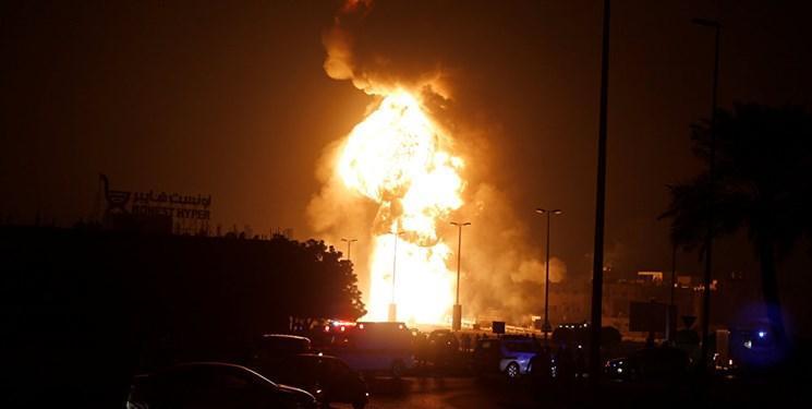 العالم اطلاع داد: شنیده شدن صدای سه انفجار در شهر بانیاس سوریه