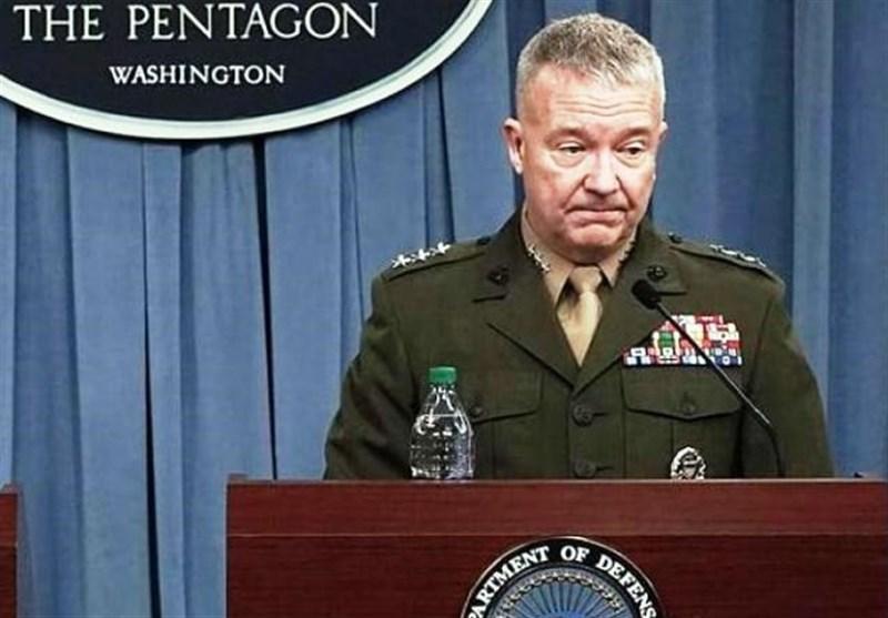 فرمانده سنتکام: رقیب آمریکا در منطقه در بلندمدت چین خواهد بود
