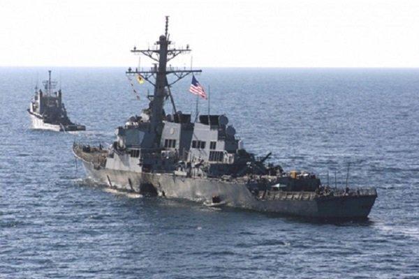 آمریکا از ورود ناوشکن یو اس اس پرتر به دریای سیاه اطلاع داد