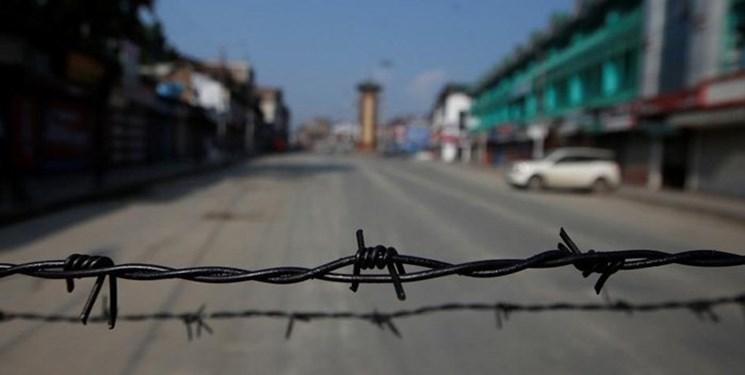 نیروهای امنیتی هند مانع اجرای فریضه نماز عید قربان از سوی مسلمانان کشمیری شدند