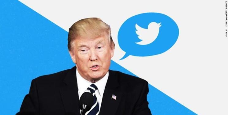 شکایت از ترامپ بابت مسدود کردن کاربران در توئیتر