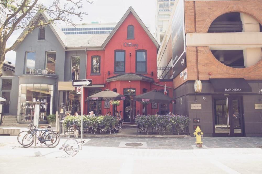 محله های خوب تورنتو
