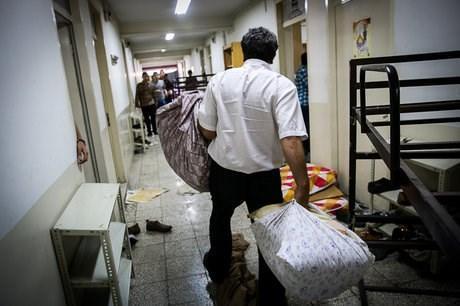 تخلیه خوابگاه های دانشگاه تهران شروع شد
