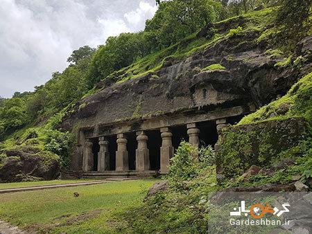 غارهای الفنتا؛ جاذبه تاریخی بمبئی، عکس