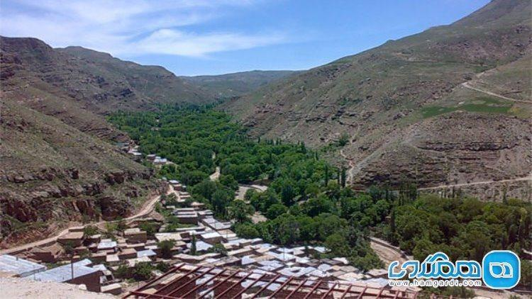 روستای اسفیدان بجنورد؛ زیباترین روستا در خراسان شمالی