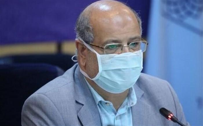 زالی: محدودیت های تهران شدیدتر می شود