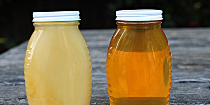 راه برطرف شکرک عسل