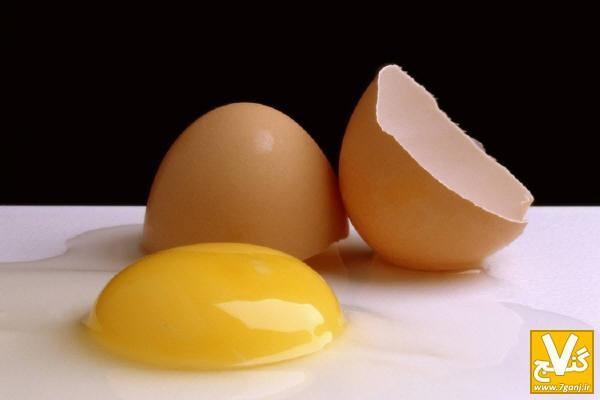 آشنایی با خواص اعجاب انگیز تخم مرغ