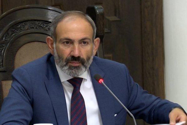 نخست وزیر ارمنستان: آماده کناره گیری با تصمیم مردم هستم
