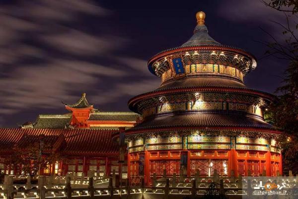 معبد آسمان، مقدسترین معبد امپراطوری پکن