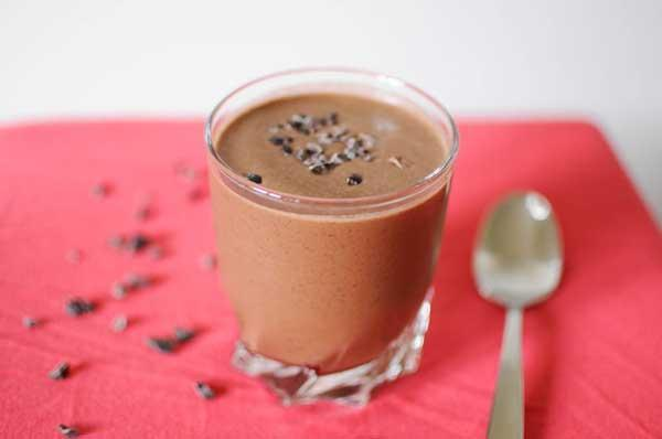 طرز تهیه شیر کاکائوی خوشمزه و مقوی!