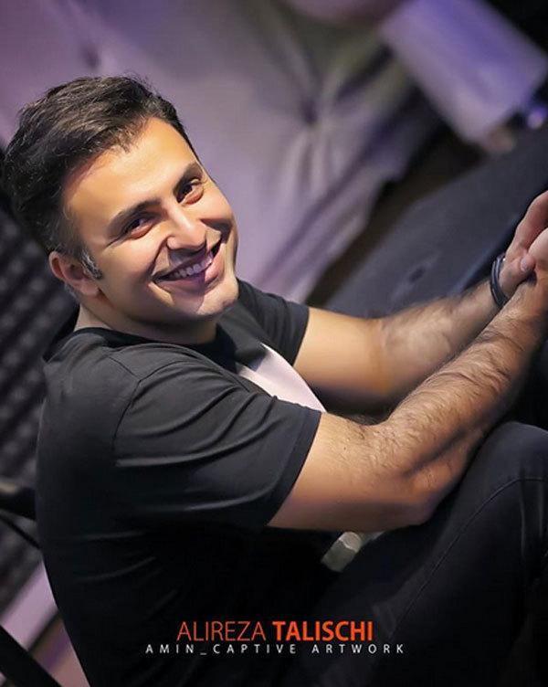 بیوگرافی علیرضا طلیسچی خواننده ایرانی