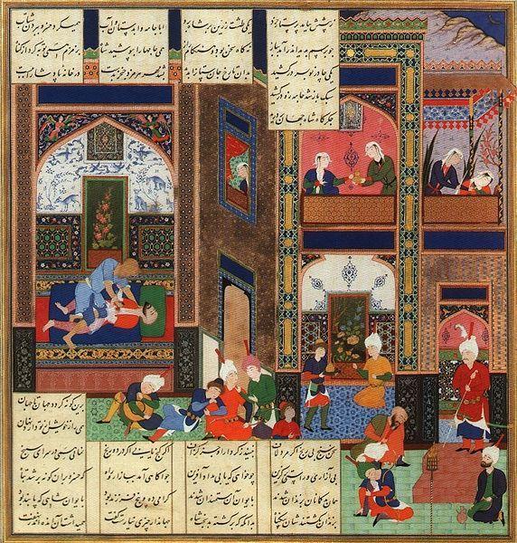 نگارگری ایرانی؛ هنر 12 هزار ساله