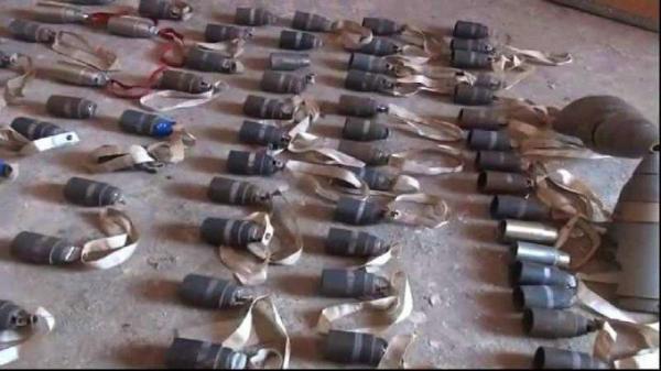 خبرنگاران مسؤول یمنی: ائتلاف سعودی 3179 بمب خوشه ای علیه یمن استفاده نموده است