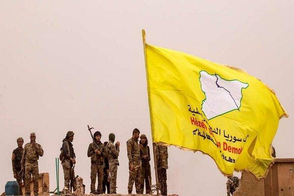 سوری ها در شمال دیرالزور علیه شبه نظامیان آمریکایی به پا خاستند