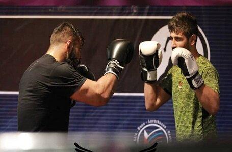 پیروزی قلی پور در MMA با ناک اوت حریف