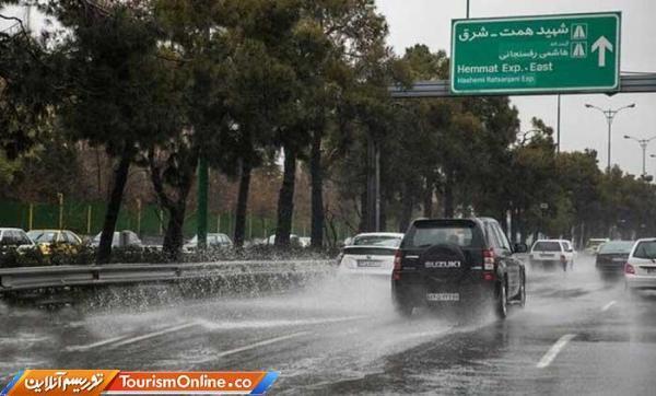 تا آخر سال روزهای بارانی در پیش است