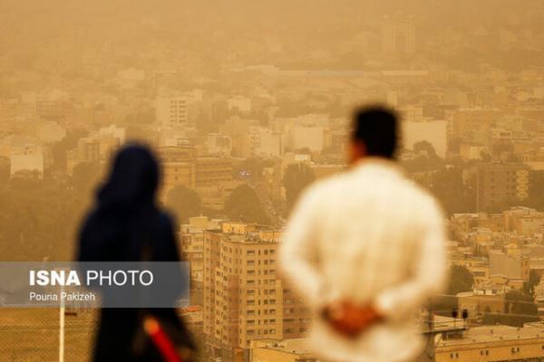 تاثیر آلودگی هوا بر مرگ ومیر بیماران قلبی و تنفسی