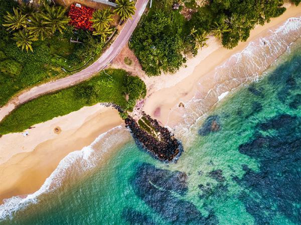 7 جاذبه دیدنی بی نظیر در کشور سریلانکا