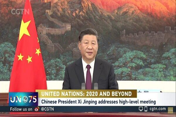 رئیس جمهور چین و صدر اعظم آلمان رایزنی کردند