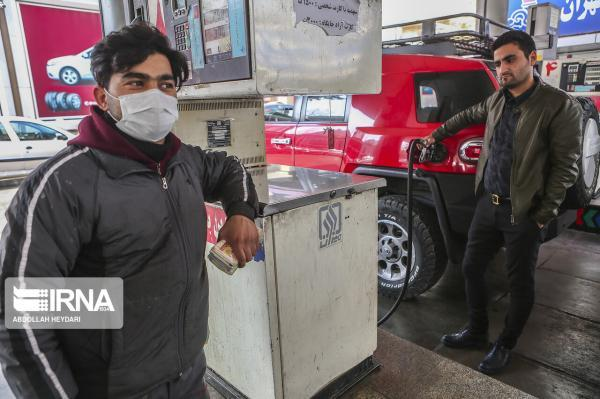 خبرنگاران کاهش 20 درصدی مصرف بنزین در سال 99