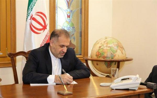 سفیر ایران در مسکو: 30 میلیون واکسن روسی تا آذرماه به داخل کشور وارد می گردد
